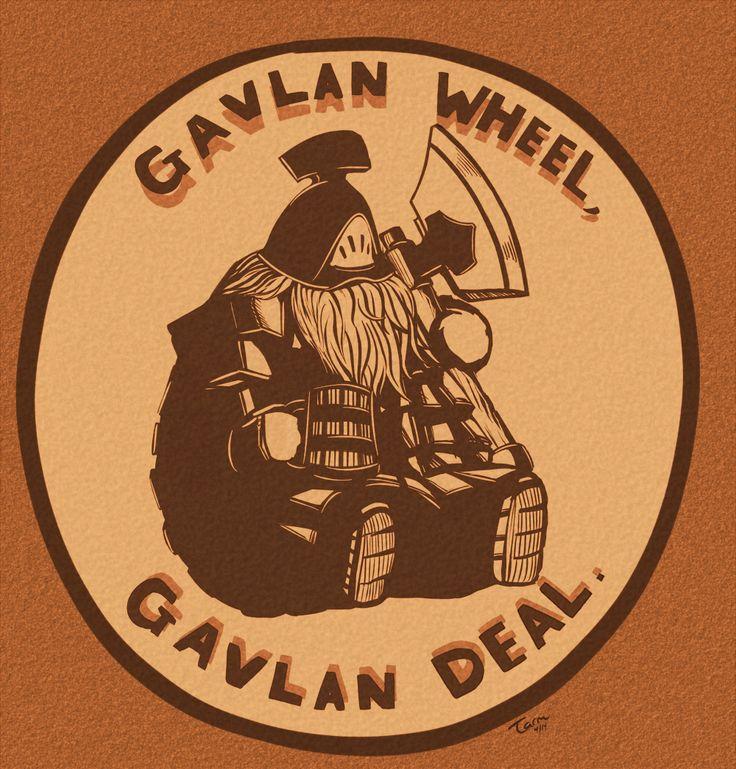 Gavlan wheel? Gavlan Deal! (Dark souls 2). by Paper-pulp on deviantART