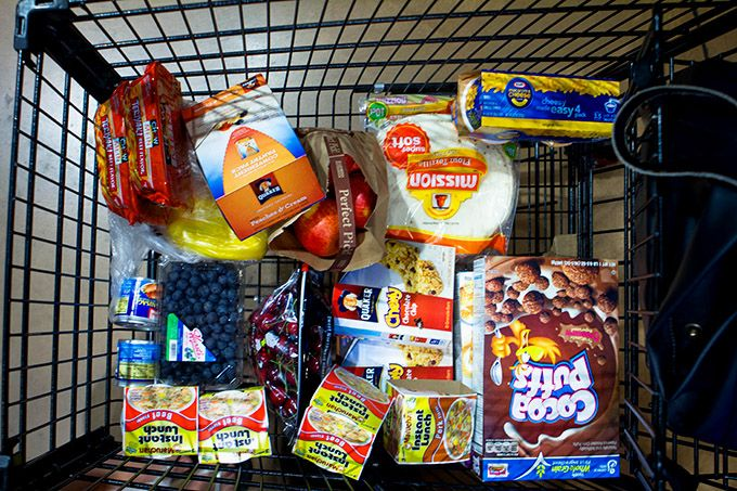 What I Learned After Taking a Homeless Mother Grocery Shopping   By Brooke McClay   ~Aug 1, 2014