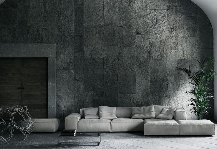 NeoWall sofa, 2011  Designed by Piero Lissoni  Manufactured by Living Divani