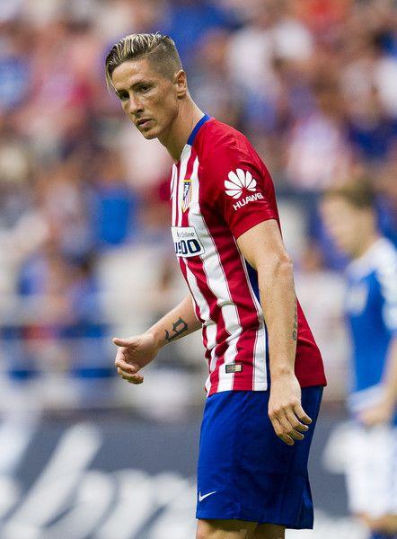 Pre-Season Friendly: Real Oviedo v Atlético de Madrid. (Photo Credit: Juan Manuel Serrano Arce / Getty Images Europe. Match Date: 28 July 2015)