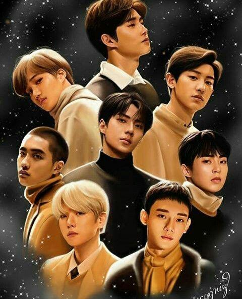 EXO #universe