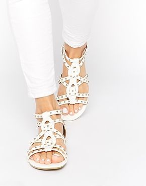 Call It Spring - Huntar - Sandali piatti, ASOS shoes, euro 27,99.