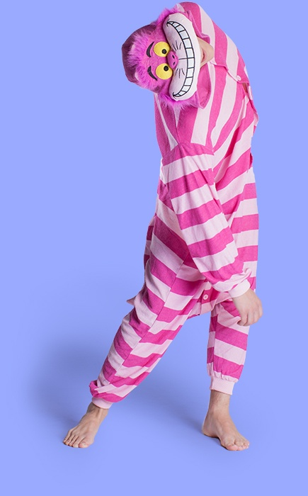 Cheshire Cat onesie | Cheshire Cat kigurumi | Cheshire Cat costume | Cheshire Cat suit | Cheshire Cat animal onesie | Kigu.me the best place to find the best onesies for adults! :) the best