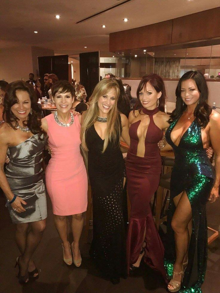 Ivory, Molly Holly, Lillian Garcia, Christy Hemme, Candice Michelle
