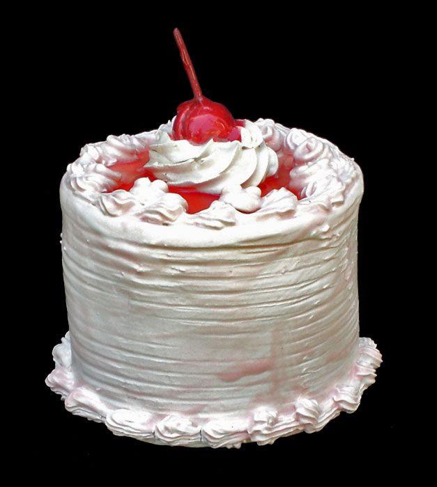 Porcelain Birthday Cake Candle Holders
