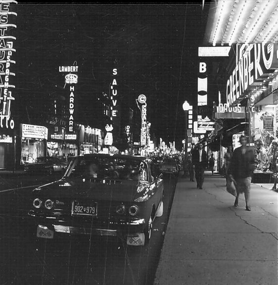 Montreal in the '50s