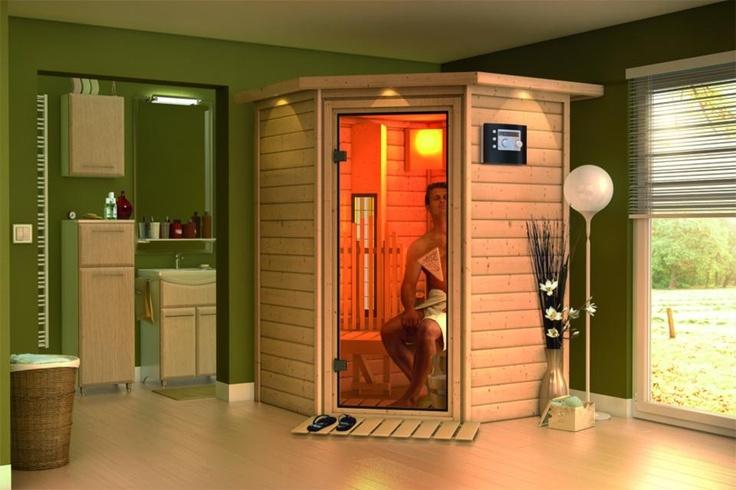 Sauna - Karibu Multifunctionele Cabine Quattro 2