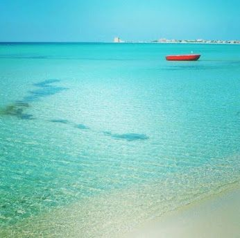 Sea of Salento - Puglia - Italy