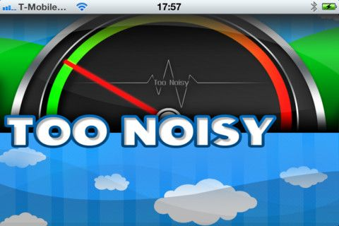 Too Noisy (free) -- Anyone who has attempted to keep the noise levels under control in a classroom will appreciate this simple, fun and engaging app which displays graphically the background noise level in a room in a fun and engaging way.