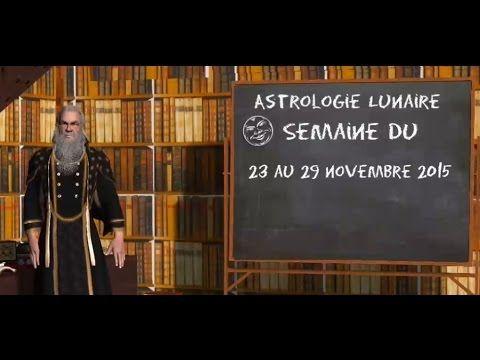 Astrologie Lunaire ☽ La lune en Général du 23 au 29 novembre 2015