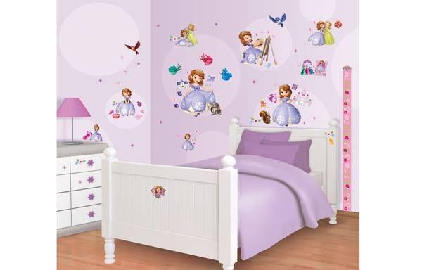 Stickers 'Princess Sofia' - WALLTASTIC