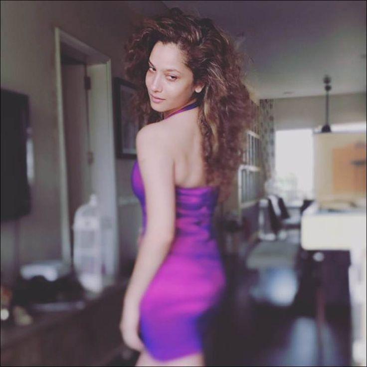 Ankita Lokhande's new hot and sexy avatar. #Bollywood #Fashion #Style #Beauty #Hot #Sexy