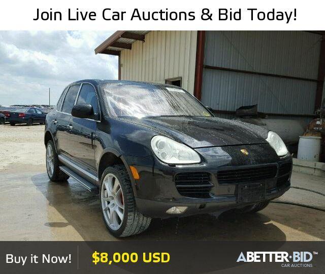 Awesome Porsche 2017: Salvage  2004 PORSCHE CAYENNE for Sale - WP1AC29P34LA94014 - abetter.bid/......