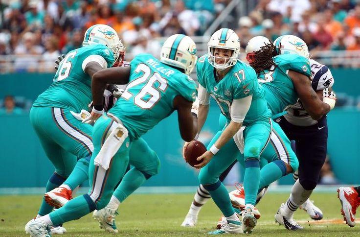miami dolphins 2016   jan 3 2016 miami gardens fl usa miami dolphins quarterback ryan ...