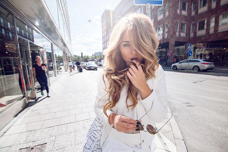 Angelica Blick, love love love her #vickydailyinspo