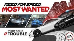 Game need for speed - Most wanted | Tai game hot cho android, java