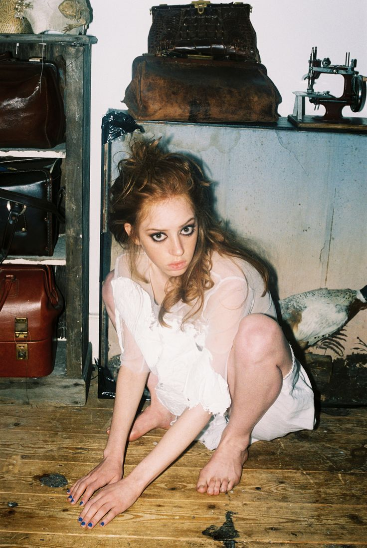 Photographer Matt Colombo/ Model Lily Newmark