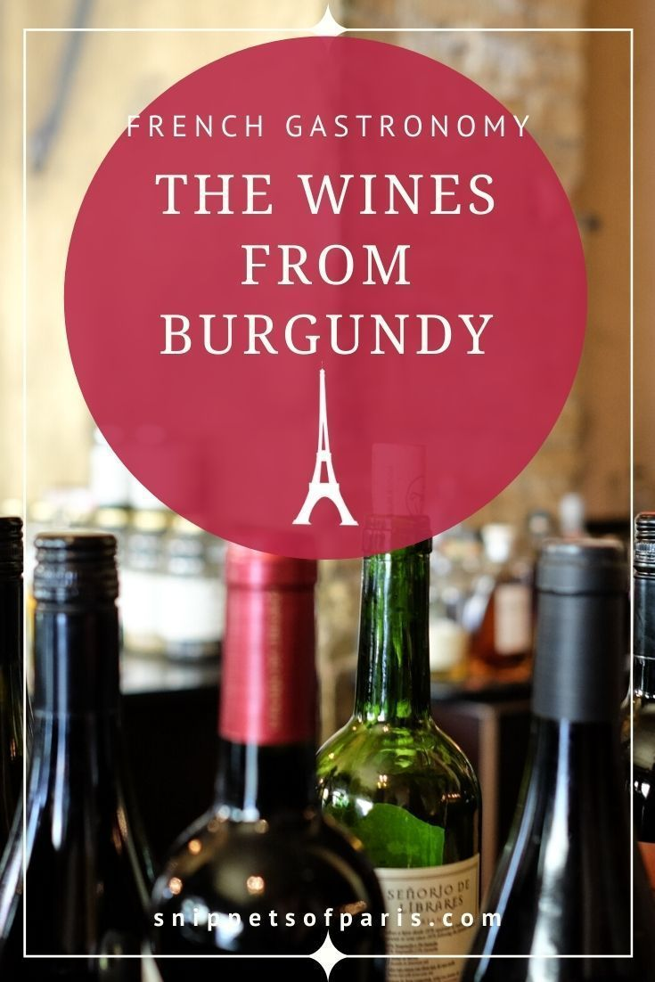 Wines From Burgundy The Easy Guide To Some Heavy Hitters En 2020 Pouilly Fuisse Bourgogne Rouge Aperitif
