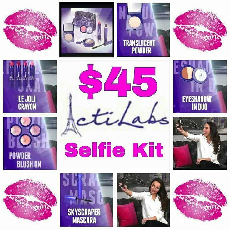 Selfie kit, what a great hostess reward. https//actilabs