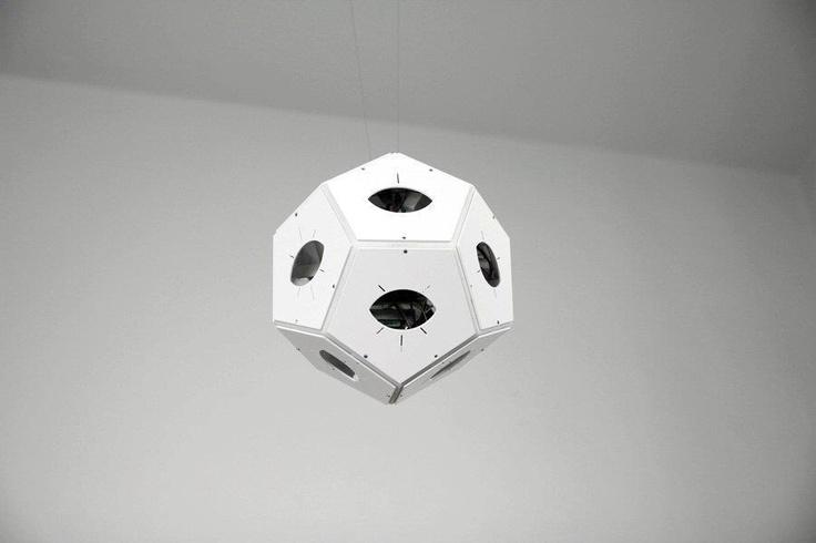 dodecaudion - spatial, gestural, av controller