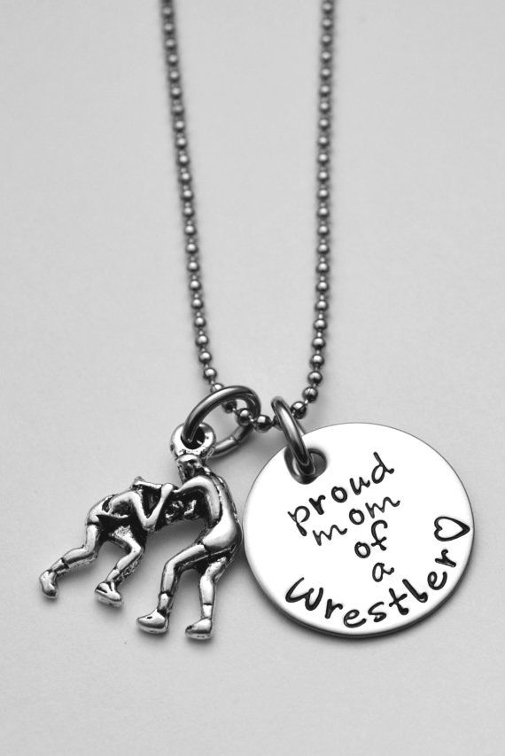 Wrestling Mom Mom of a basketball player by LauriginalDesigns