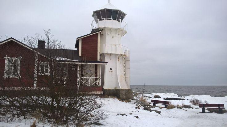 Lighthouse Kallo, Pori, Finland