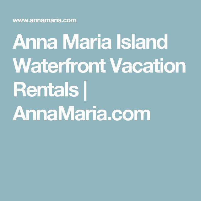 Anna Maria Island Havnefronten Udlejning