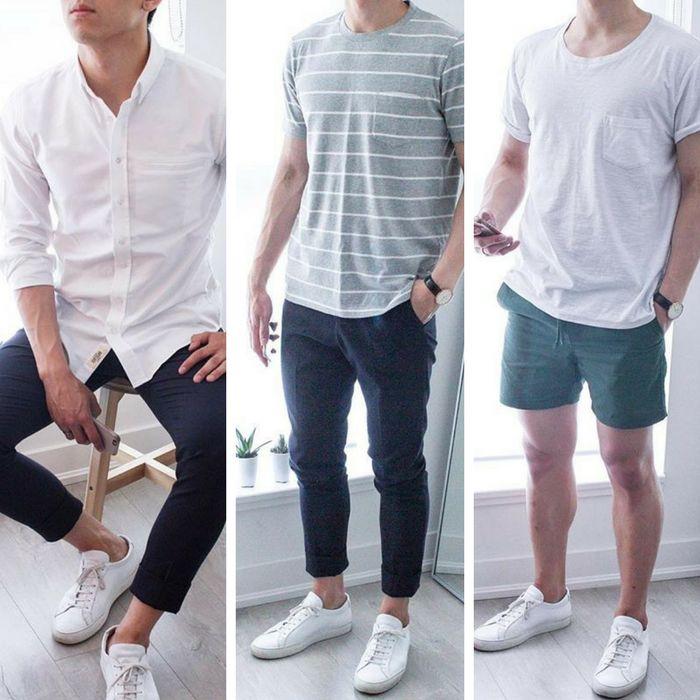 Building a Men's Wardrobe From Scratch
