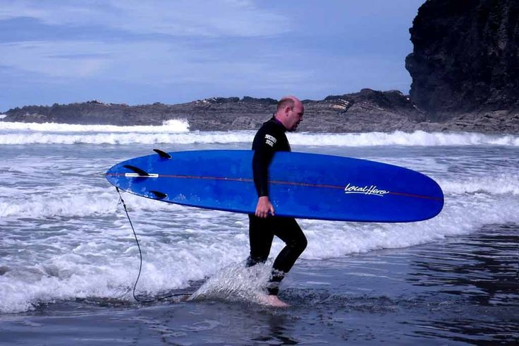 Local Hero Surfer, Crackington Haven, Cornwall a few minutes from our Luxury Cornwall Cottages