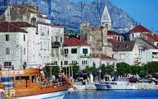 Makarska - http://www.kroatiendirekte.dk/ferielejligheder/makarska