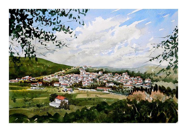 Beijós, Beira Alta - Portugal