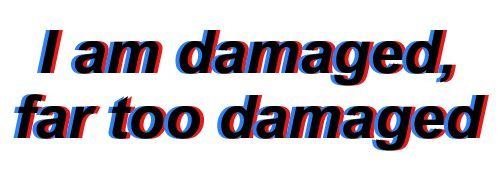 seisoubakuretsuboy: I Am Damaged // Heathers: The Musical