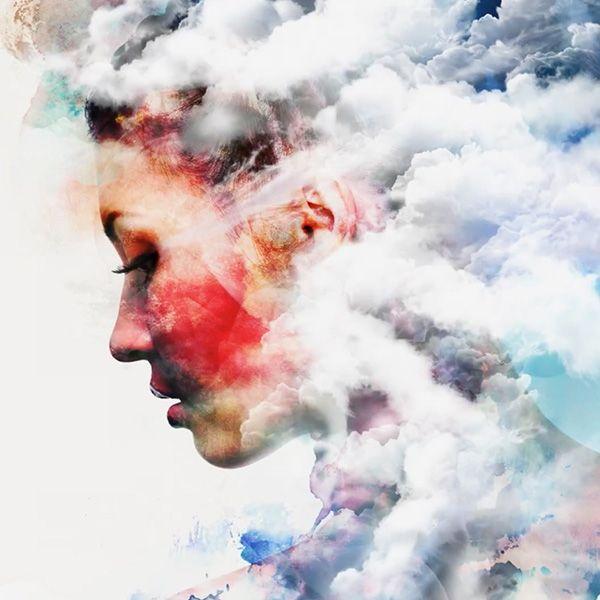 Emi Haze creado esta foto ilustración en Photoshop.