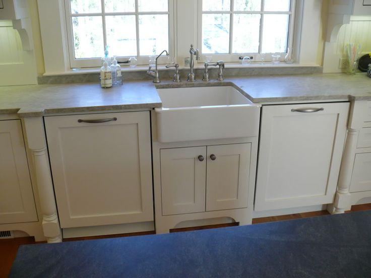 Undermount Sink Ikea : ... Sinks on Pinterest Shelves, Apron sink and Double bowl kitchen sink