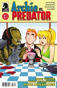Archie Vs. Predator Issue #3 Review