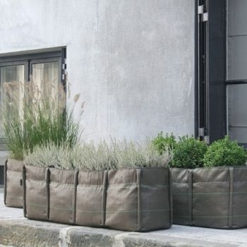 Bacsac is ideal for creating a little garden in your home, balcony, roof garden, etc.