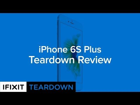 iFixit Tears Down The iPhone 6S And iPhone 6S Plus - iPhone News - Front Page Comments & Discussion - iPhone Forum