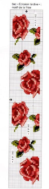Rose rosse - Segnalibro