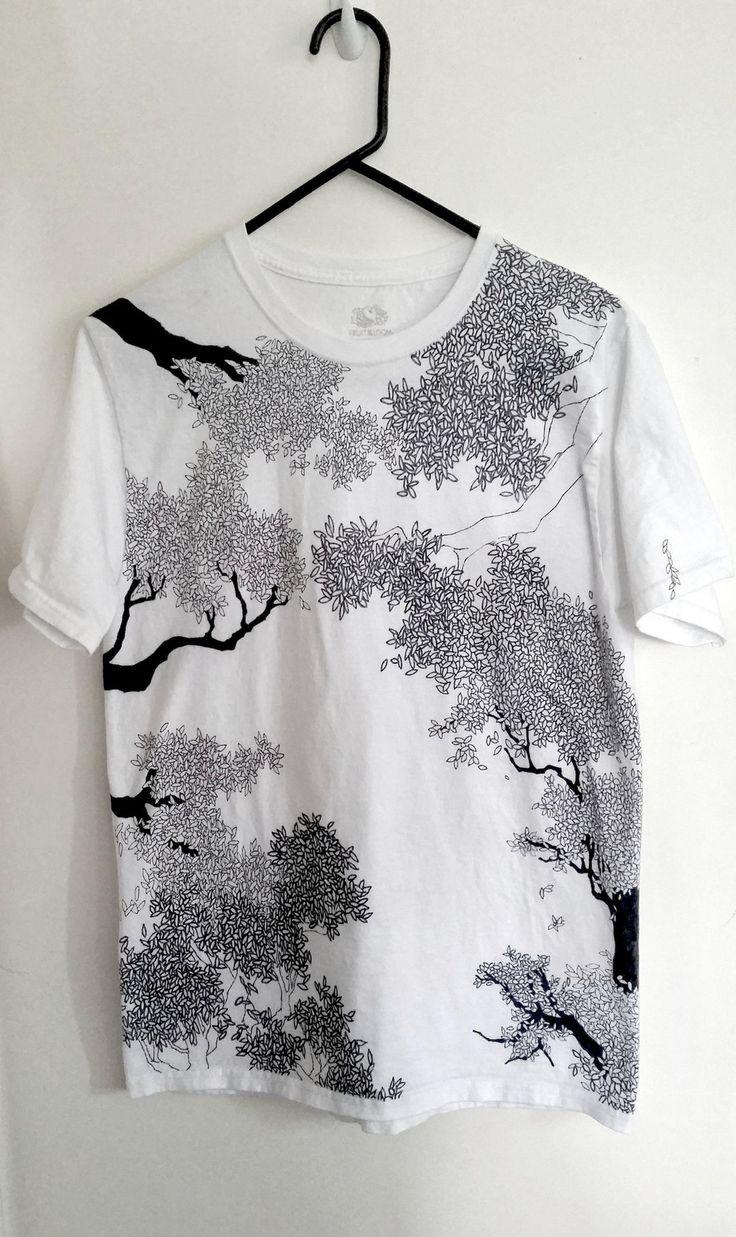 Forester. Sharpie, Shirt. Small. 2017.