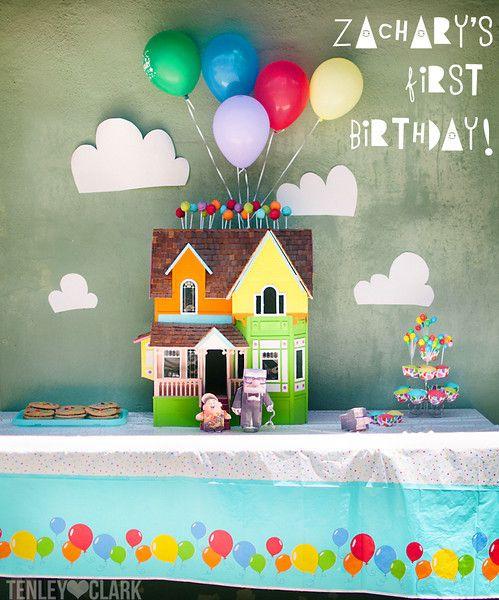Tenley Clark Photography Zachary S First Birthday Party