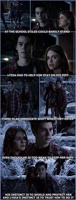 Stydia. They are made for each other