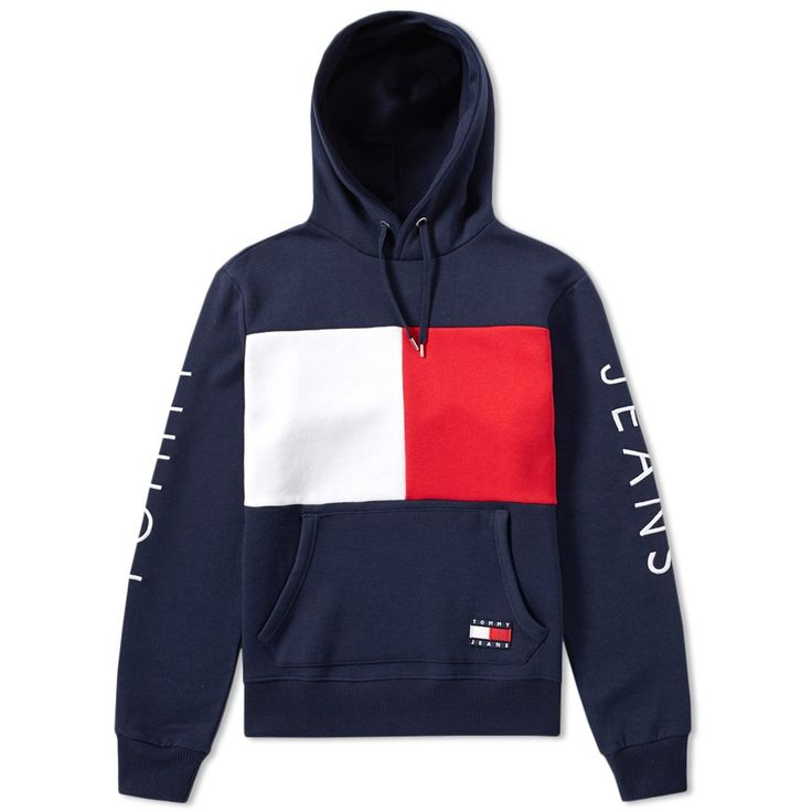 TOMMY JEANS NO.5 90S Hoodie