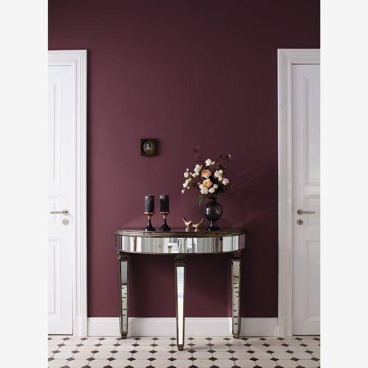 Toom Wandfarbe Alpina PurPur Farben für küchenwände