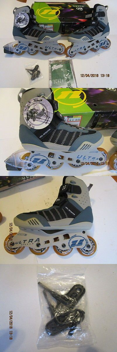 Women 16259: Ultra Wheels Biofit Sq3l Abec 3 Inline Skates Womens Size 10 Nib -> BUY IT NOW ONLY: $75 on eBay!