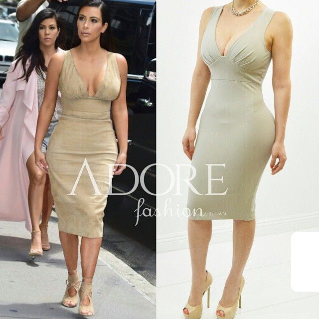 ◆SOLD OUT◆ Get our new kim kardashian inspired nude dress fits amazing...#mididress#nudedress#classy#fancydress#clubwear#lasvegas#style#southgate#lynwood#cali#picorivera#orangecounty#NBL#kimkardashian#univision#lookdeldia#hotdress#corona#model#latinas#girlsnightout#heels#makeup#musthave