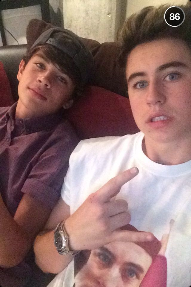 Nashh and Hayes