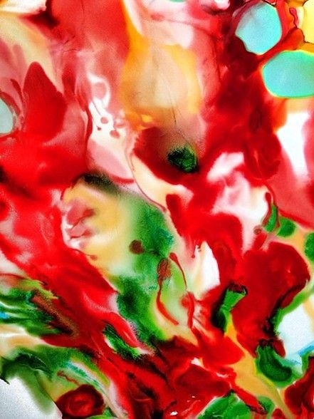 Tommy Buel McDonell   ALCOHOL INK