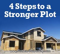Fiction University: Plotting With Layers: 4 Steps to a Stronger Plot