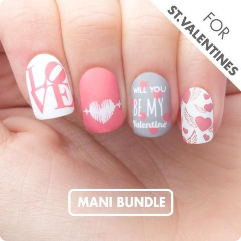 Shop the best Stamping Nail Art Plates and nail polishes to fall in love with!