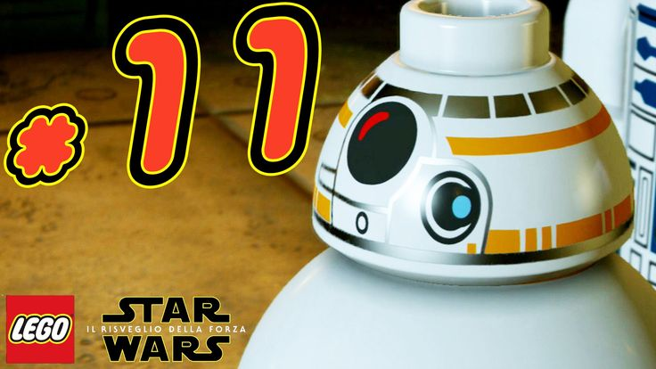 LEGO Star Wars Il Risveglio della Forza Gameplay ITA #11 - Castello di M...